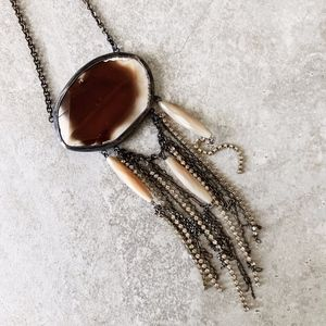 Chan Luu Agate Layering Necklace